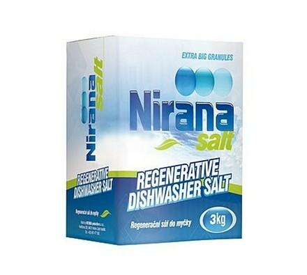 Regenerační sůl do myčky NIRANA