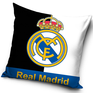 Polštářek Real Madrid Duo, 40 x 40 cm