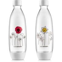 SodaStream Fuse Téli virágok palack, 2 x 1 l