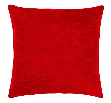 Polštářek Žaneta, červená , 44 x 44 cm