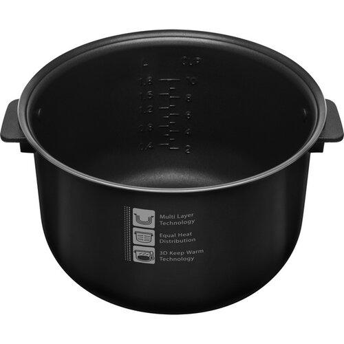 Sencor SRM 1891RD rizsfőző edény, fekete