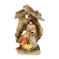 Polyresinová dekorácia Betlehem 8,2 x 4,5 x 13,3 cm