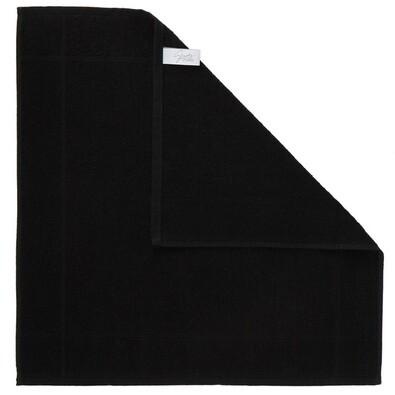 Kuchyňský ručník Gusto, 50 x 50 cm, černá