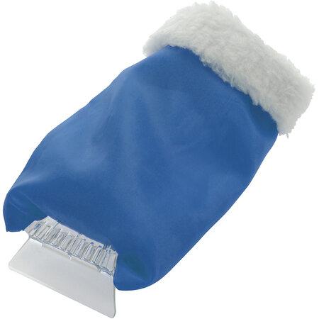 Szélvédő tisztító kesztyűvel, kék