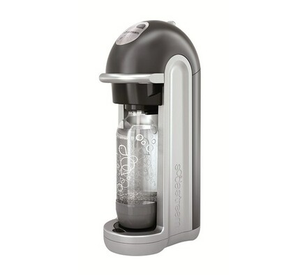 SodaStream FIZZ Titan/Silver bez LCD/Chipu
