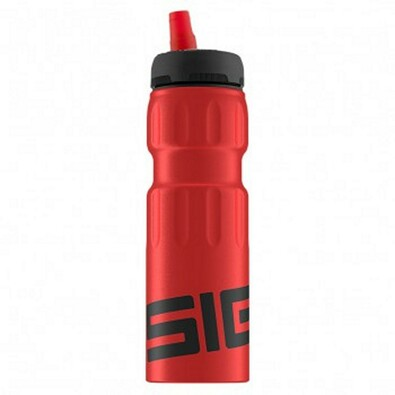 SIGG NAT Dynamic Red Touch láhev, 0,75 L
