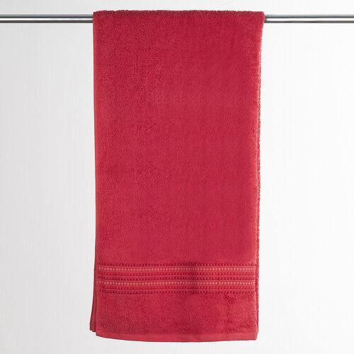 Osušky Verona, 70 x 140 cm, červená