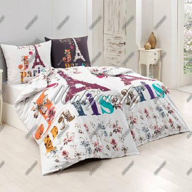 Matějovský bavlnené obliečky Paris Joli, 140 x 200 cm, 70 x 90 cm