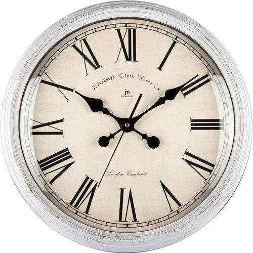 Lowell 00825D Designové nástěnné hodiny pr. 40 cm