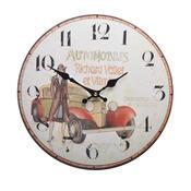 Nástěnné hodiny Automobiles HLC116005