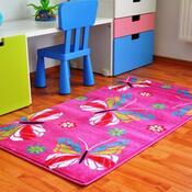 Dětský koberec Kids 410 Lila, 120 x 170 cm