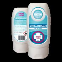 Topvet Antibakteriální gel na ruce Divoká, třešeň 50 ml