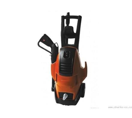 Vysokotlaký čistič Sharks SH 80C, oranžová