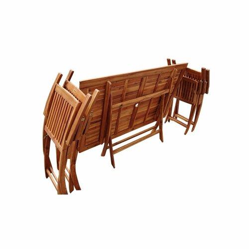 Sada zahradního nábytku Neli, 5 ks