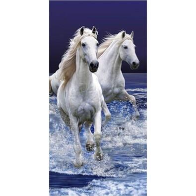 Osuška Koně, 70 x 140 cm