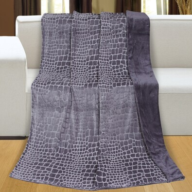 Deka Ming micro šedá, 150 x 200 cm