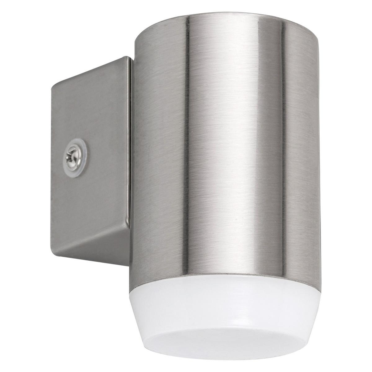 Rabalux 8936 Catania Venkovní LED nástěnné svítidlo, šedá