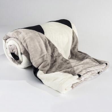 Deka Light Sleep zámecký vzor, 150 x 200 cm