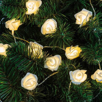 Lanț luminițe decorativ Rose, 20 LED