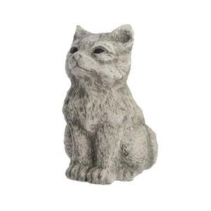 Zahradní dekorace Kočka, 19 cm