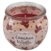 Vonná svíčka Cinnamon and Vanilla, 85 g