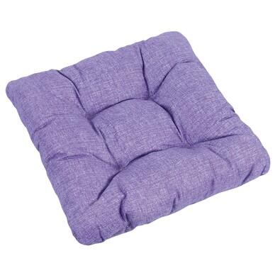 Sedák Adela UNI fialová, 40 x 40 cm