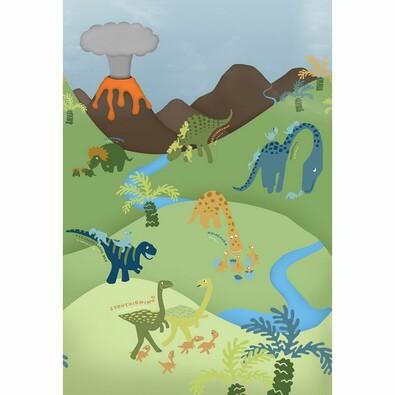 Fototapeta Dino, 158 x 232 cm