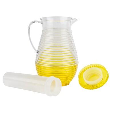 Džbán s chladící vložkou žlutá