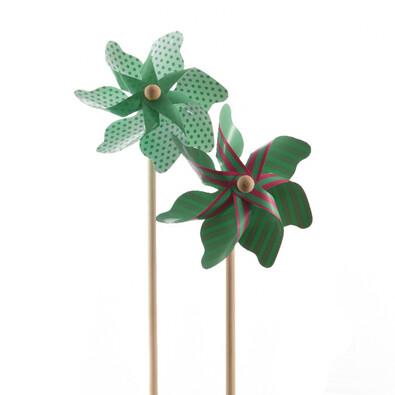 Veterník zelená, pr. 17 cm