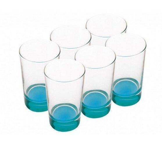Poháre sada 6ks 460 ml, modrá, Maxwell & Williams
