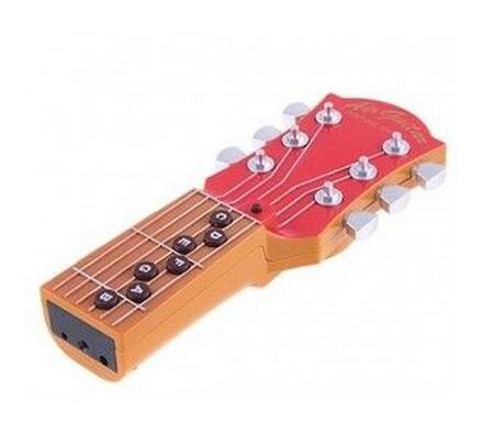 Air guitar - elektronická kytara, vícebarevná