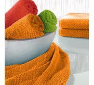 s.Oliver ručník oranžová, 50 x 100 cm