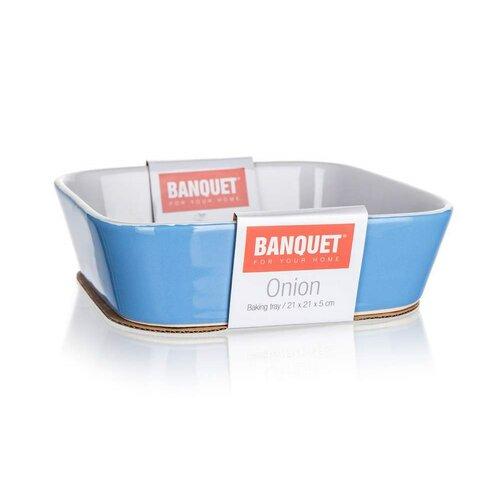 Vas ceramic de copt Banquet ONION,21 x 21 x 5 cm