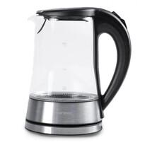 Orava VK-4017 B szklany czajnik bezprzewodowy, czarny