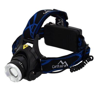 Cattara Čelovka LED Zoom, 570 lm