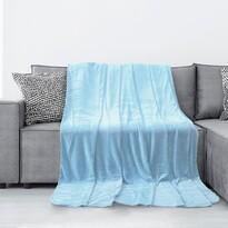 Pătură AmeliaHome Tyler, albastru deschis, 150 x 200 cm