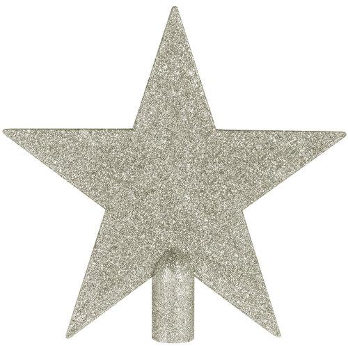 Vánoční špice Casarano, stříbrná