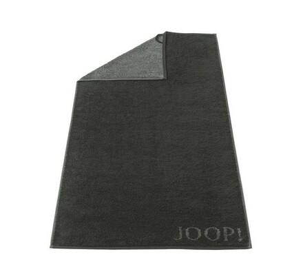 Osuška Doubleface JOOP!, 80 x 150 cm, černá