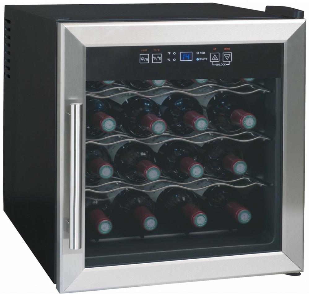 Guzzanti GZ 16 termochladiaca vinotéka