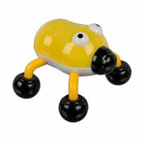 Masážní vibrační pomůcka Brouk, žlutá