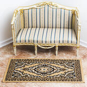 Kusový koberec Teheran 102 Beige, 60 x 110 cm