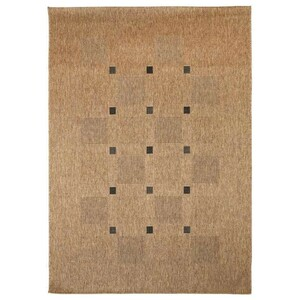 Spoltex Kusový koberec Floorlux coffee/black 20079, 160 x 230 cm