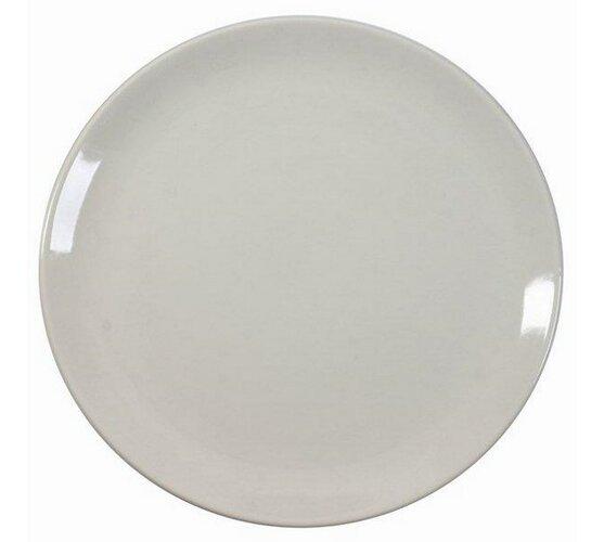 Sada 3 ks tanier jedálenský smotanový, 26 cm, Ambition