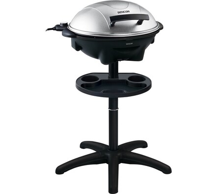 Elektrický gril SENCOR SBG 7001BL, stříbrná