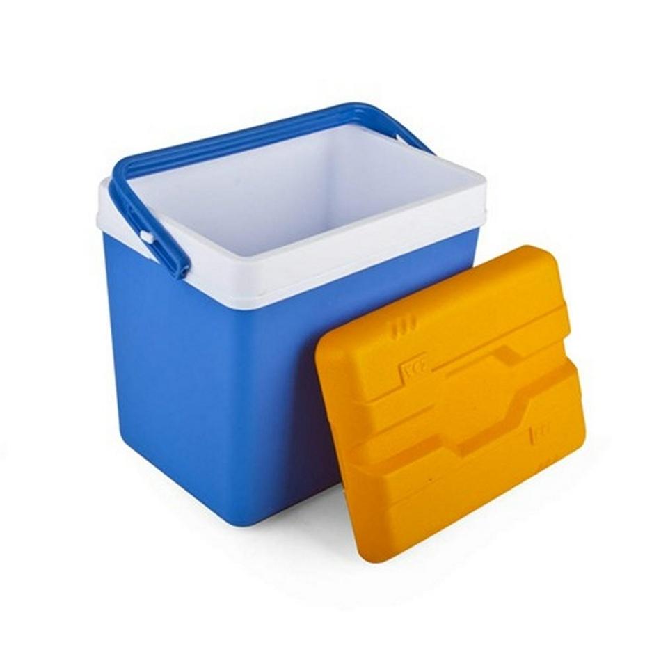 Chladiaci box PROMOTION NEVERA 24l, oranž. / Modrá