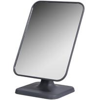 Kozmetické zrkadlo Compact Mirror sivá, 21,5 x 15 cm