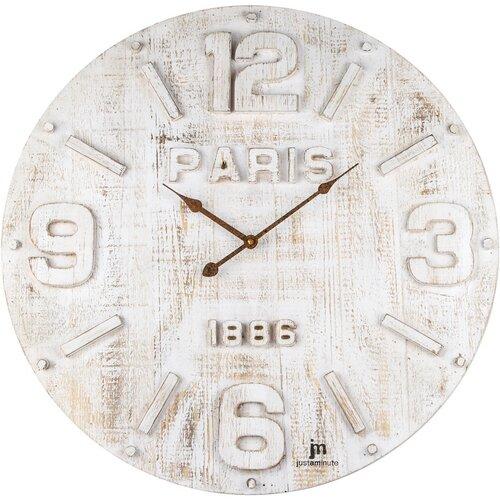 Lowell 21479 Designové nástěnné hodiny pr. 60 cm