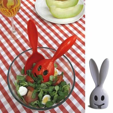 Naběračka na salát - zajíc