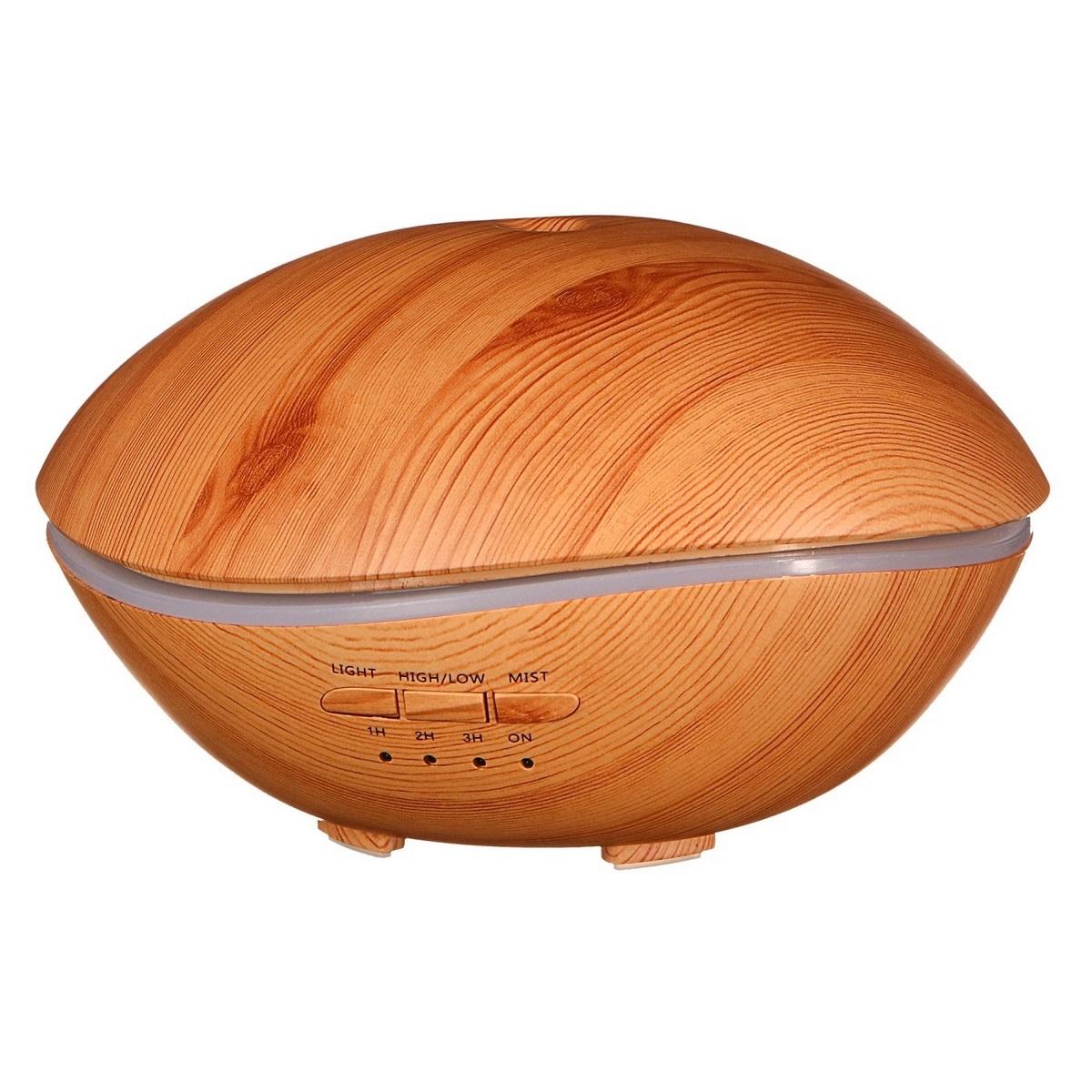 Sixtol Aróma difuzér Stone svetlé drevo, 500 ml