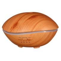 Difuzor arome Sixtol Stone, lemn deschis, 500 ml